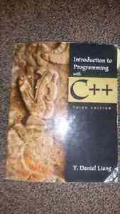 Introduction to programming with c++ third edition