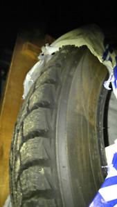 4 Winter tires P205/ 55 r16 89h