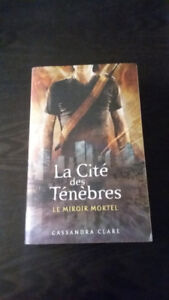 La Cité des Ténèbres Tome 3. Le miroir mortel
