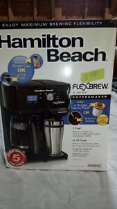 Flex brew coffee maker - Great Liquidation deals! check us out!