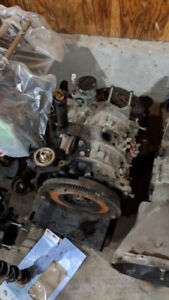 1986 Mazda RX7 Engine (13b)