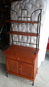 Wine Cabinet/Hutch - Can Deliver