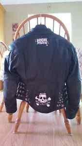 Icon leather jacket (Women)