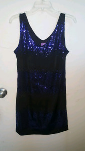 Ladies Sequence dress