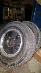 235 75 16   Chevy blazer tires and rims 5x120 bolt pattern