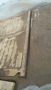 Rig Mat Heavy industrial Metal Frame 8 x 40