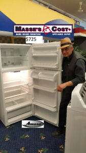 AMANA REFRIGERATORS FOR SALE!!