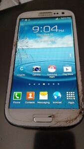 Samsung Galaxy 3, unlocked and extras for sale!!
