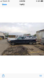 1994 Chevy S Series Truck for sale