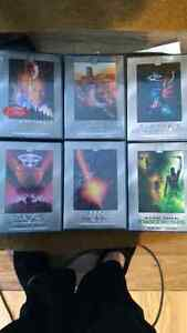 Collection of Star Trek movies