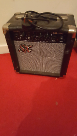 SX Electric Guitar Amp 10W