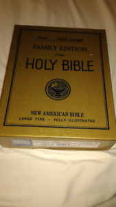 Family Edition Bible