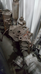 block moteur