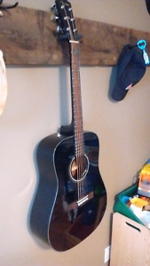 Fender cd 60 acoustic