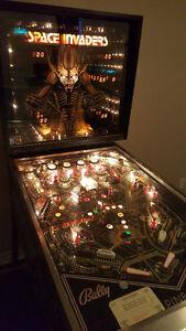 FS: 1980 Bally Space Invaders widebody pinball machine