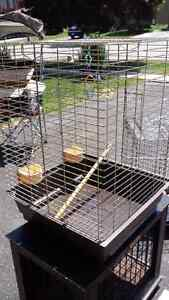 LARGE BIRD CAGE FOR LARGE BIRDS