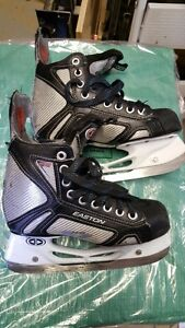 Easton Razor Bladz II Skates, Jr 3