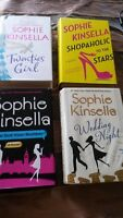 Sophie Kinsella Hardcover  Books