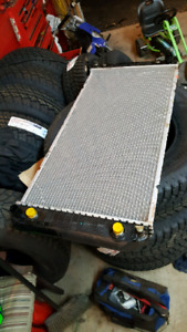 radiator for a 1988 to a 1998 Chevy or GMC truck