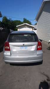 2007 dodge caliber (saftied) TRADEs accepted