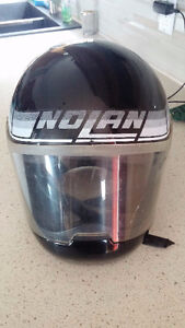 Casque de moto full face NOLAN