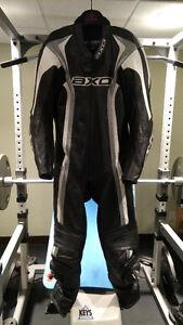 AXO Leather Racing Suit - 1 piece