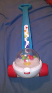 Toddler popper toy