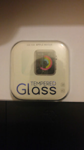 Brand New Tempered Glass 38mm iWatch Screen Protectors