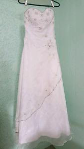 Robe de mariée ajustable excellente état