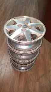 4 mags rim for Ford