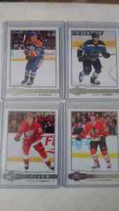 Complete O-pee Chee Glossy Rookies Set