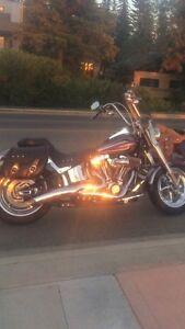 Harley fat boy 2008