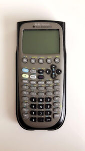 TI-89 TITANIUM PROGRAMMABLE GRAPHING CALCULATOR FOR SALE!