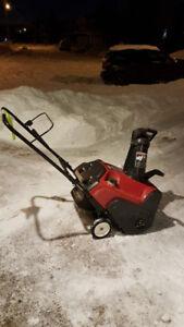 "Toro 20"" CCR 2450  Snow Thrower"