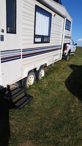 Coachmen Catalina 24 ft fifth wheel includes hitch!