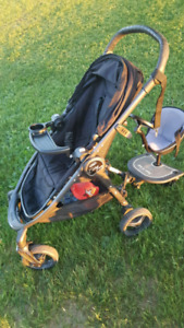 Baby Jogger City Versa Reversible Stroller - Fits city Select