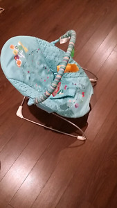 Baby bouncer (pink or blue available)