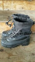 Mens Winter Boots Size 8