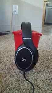 Sennheiser open headphones HD558 NEW