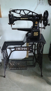 Singer Patch machine