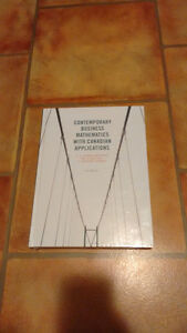 Contemporary Business Mathematics With Canadian Applications 10e