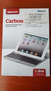 Hipstreet iPad Bluetooth Keyboard Case