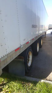 53FT TRIDEM REEFER FOR SALE - SOLD AS IS