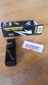 ORIGINAL LEATHERMAN/BRAND NEW