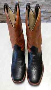 Womens Boulet Cowboy Boots-  Mint Windsor Region Ontario image 2
