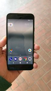 Google Pixel XL black unlocked