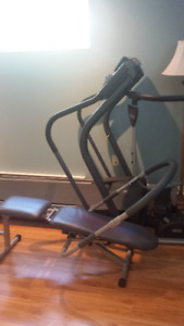 Home Gym (Treadmill, Ab Twister, Sit-Up Chair) QUICK SALE