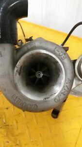 Garret 70mm turbo
