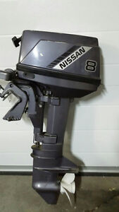 Nissan Outboard 8 HP