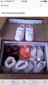 Polo,Nike Baby shoes and more !